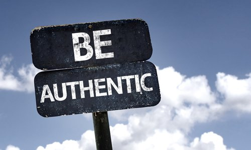 The Key to Social Media Success is Authenticity. Always.