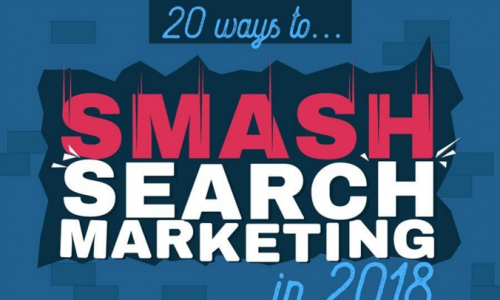 20 Ways to Smash Search Marketing in 2018